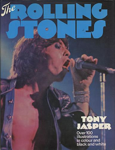 ROLLING STONES - The Rolling Stones - Livre