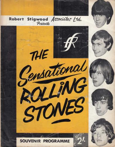 ROLLING STONES - The Sensational Rolling Stones - 1964 - Autres