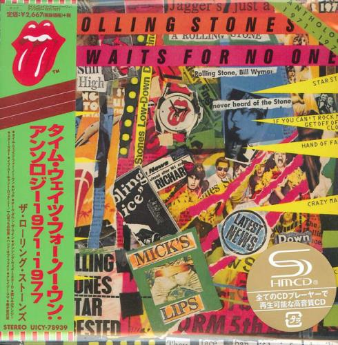 ROLLING STONES - Time Waits For No One (Anthology 1971-1977) - Others