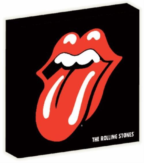 Rolling stones tongue logo