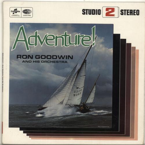 Goodwin, Ron Adventure!