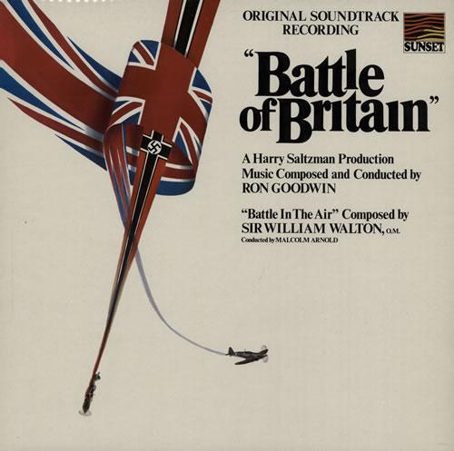 Goodwin, Ron Battle Of Britain