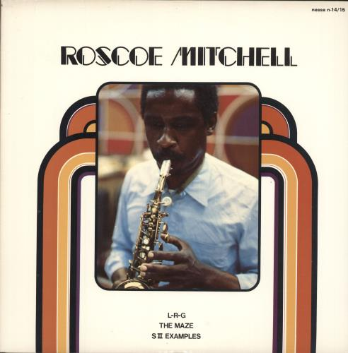 MITCHELL, ROSCOE - L-R-G / The Maze / S II Examples - Maxi 33T