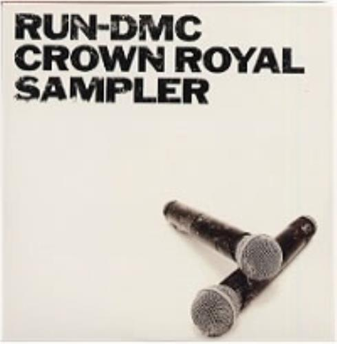 RUN DMC - Crown Royal Sampler - CD