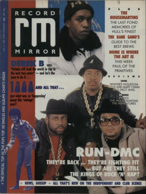 RUN DMC - Record Mirror - Autres