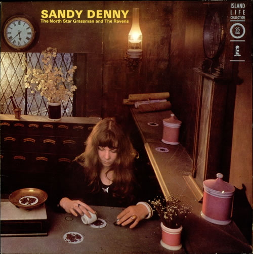DENNY, SANDY - The North Star Grassman And The Ravens - Maxi 33T