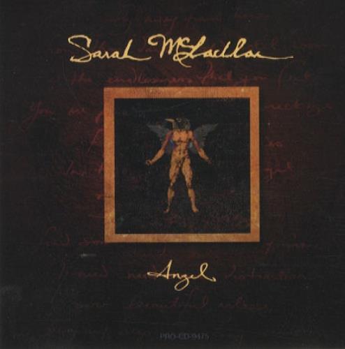 Sarah Mclachlan Angel Usa Promo 5 Quot Cd Single Pro Cd 9475
