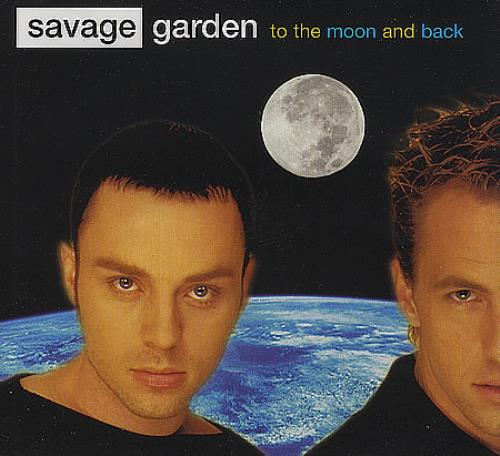 Savage Garden To The Moon And Back Uk 5 Cd Single 6662882 To The Moon And Back Savage Garden