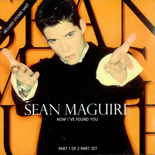 MAGUIRE, SEAN - Now I've Found You - CD