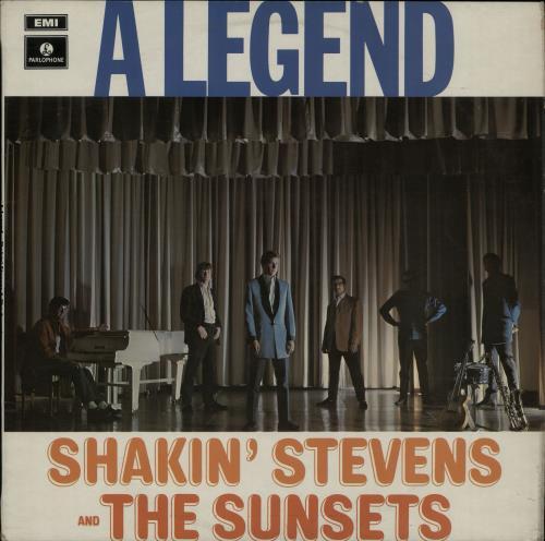 Shakin Stevens 2153 Vinyl Records Amp Cds Found On Cdandlp