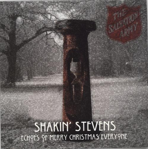 Shakin Stevens Merry Christmas Everyone Vinyl Records