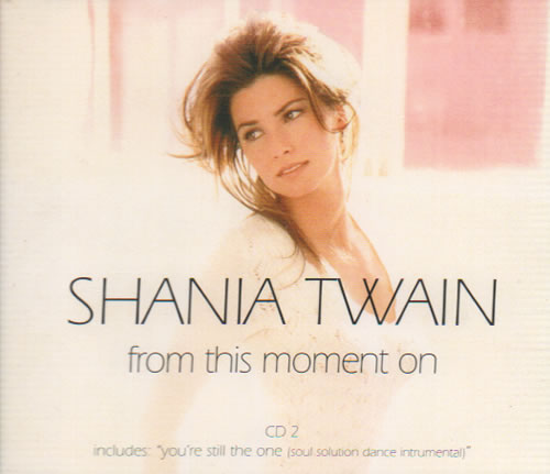 Twain Shania From This Moment On Cd2