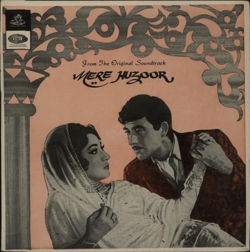 JAIKISHAN, SHANKAR - Mere Huzoor - boxed Angel label - Maxi 33T