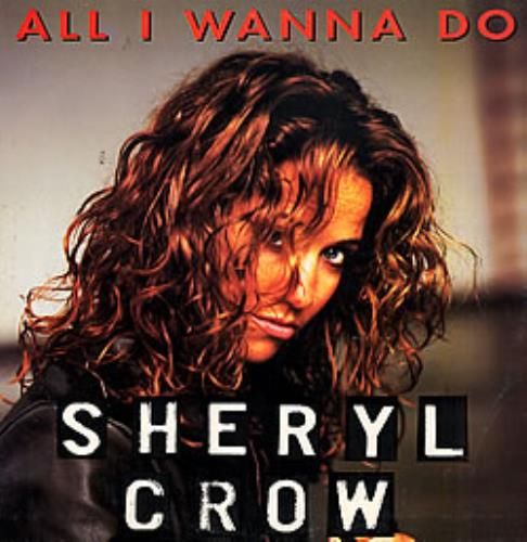 Sheryl Crow All I Wanna Do Brazil Promo 12 Quot Vinyl Record