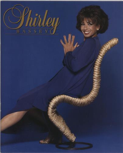BASSEY, SHIRLEY - Shirley Bassey at Barham Court 1998 - Autres