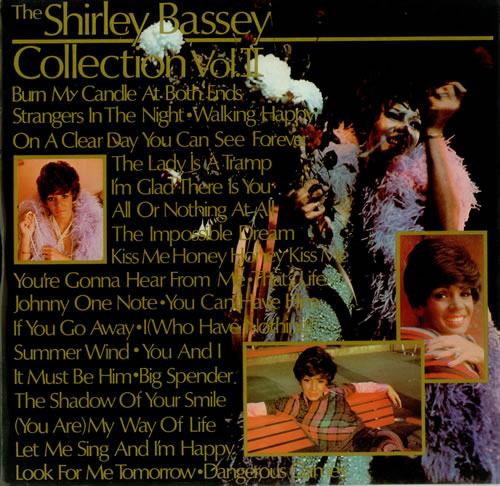 Bassey, Shirley The Shirley Bassey Collection Volume 2