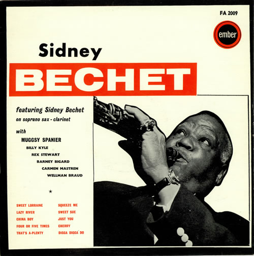 BECHET, SIDNEY - A Tribute To Sidney Bechet - Maxi 33T