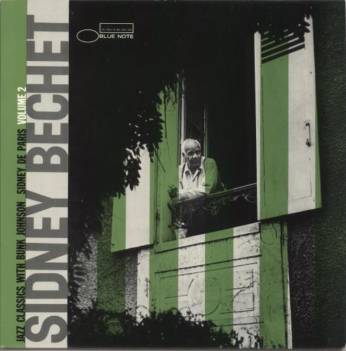 BECHET, SIDNEY - Jazz Classics Volume 2 - Maxi 33T