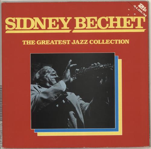 BECHET, SIDNEY - The Greatest Jazz Collection - Maxi 33T