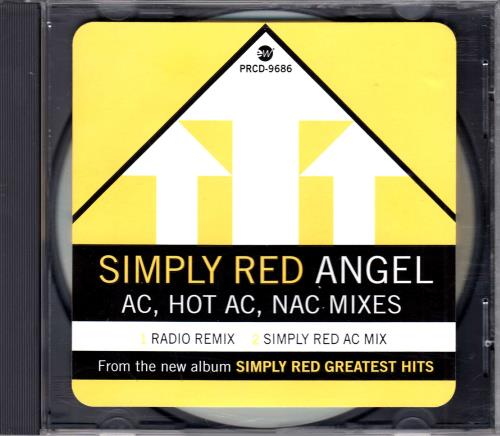 Simply Red Angel Vinyl Records Lp Cd On Cdandlp