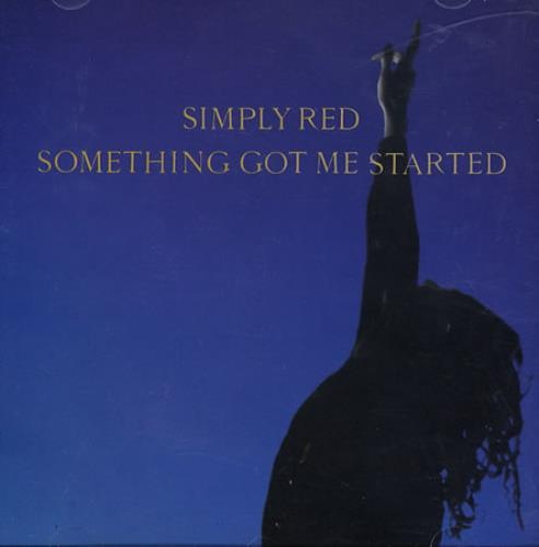 Simply red something got me started uk 5 cd single for Simply singles