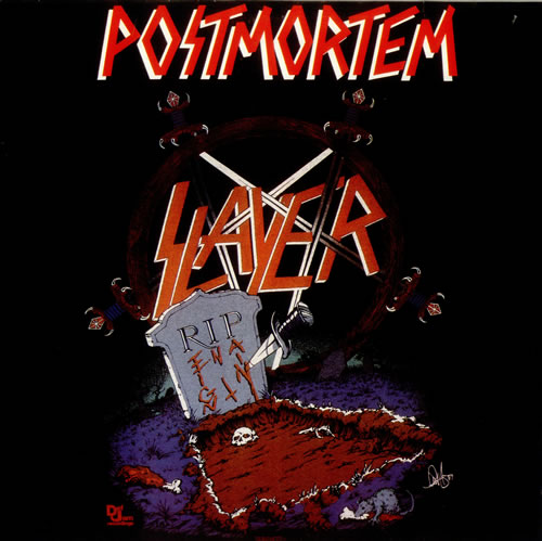 Slayer Postmortem Criminally Insane Remixed Version