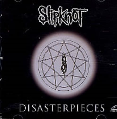cd slipknot - disasterpieces 2002