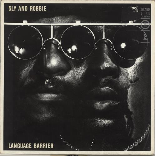 SLY & ROBBIE - Language Barrier - EX - Maxi 33T