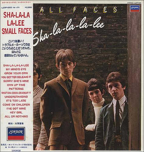 Small Faces Sha La La La Lee Grow Your Own