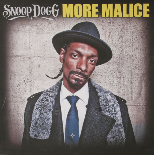 SNOOP DOGGY DOGG - Malice N Wonderland / More Malice - Poster / Affiche