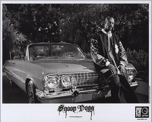 SNOOP DOGGY DOGG - Tha Blue Carpet Treatment - Others