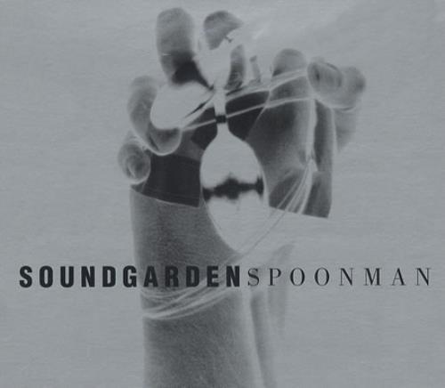 Soundgarden Spoonman Usa Promo 5 Quot Cd Single 31458 8248 2