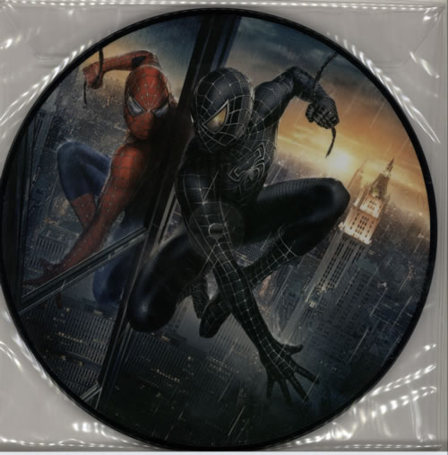 SPIDERMAN - Music From And Inspired By Spiderman 3 - Maxi 33T