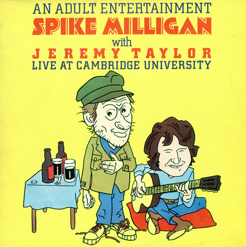 SPIKE MILLIGAN - Spike Milligan And Jeremy Taylor - 12''33回転
