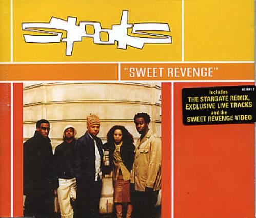 SPOOKS - Sweet Revenge - CD