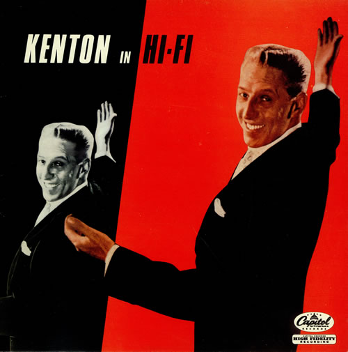 KENTON, STAN - Kenton In Hi-Fi - 12 inch 33 rpm