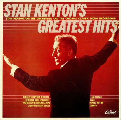 KENTON, STAN - Stan Kenton's Greatest Hits - 12 inch 33 rpm