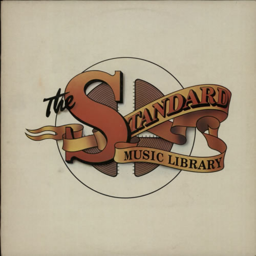 STANDARD MUSIC LIBRARY - Industrial - 12 inch 33 rpm