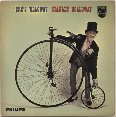 HOLLOWAY, STANLEY - 'Ere's 'Olloway - Maxi 33T