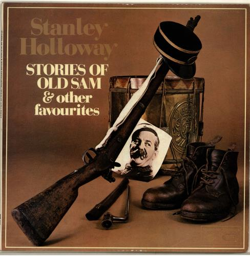 HOLLOWAY, STANLEY - Stories Of Old Sam & Other Favourites - 12 inch 33 rpm