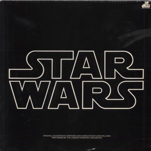 STAR WARS - Star Wars + Poster - EX - Maxi 33T