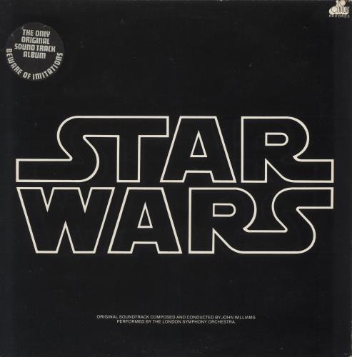 STAR WARS - Star Wars - Stickered Sleeve - Maxi 33T