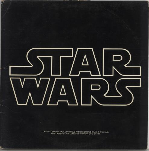 STAR WARS - Star Wars - 12 inch 33 rpm