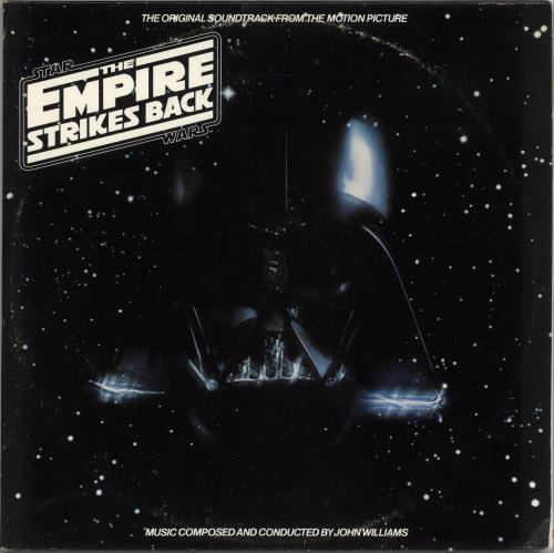 STAR WARS - The Empire Strikes Back - EX - Maxi 33T