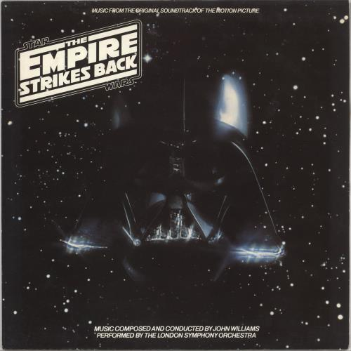 STAR WARS - The Empire Strikes Back - 12 inch 33 rpm