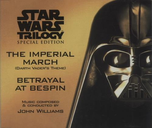 STAR WARS - The Imperial March - CD