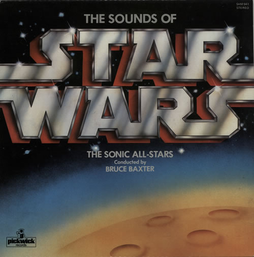 STAR WARS - The Sounds Of Star Wars - 12 inch 33 rpm