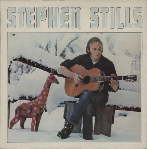 Stills, Stephen Stephen Stills - 1st - Matt - EX
