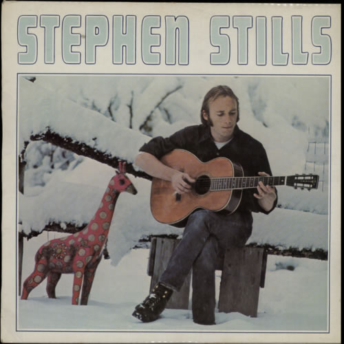 Stills, Stephen Stephen Stills - 2nd - Laminated