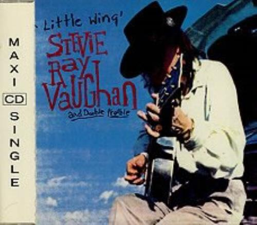 Stevie Ray Vaughan Little Wing Austrian 5 Quot Cd Single